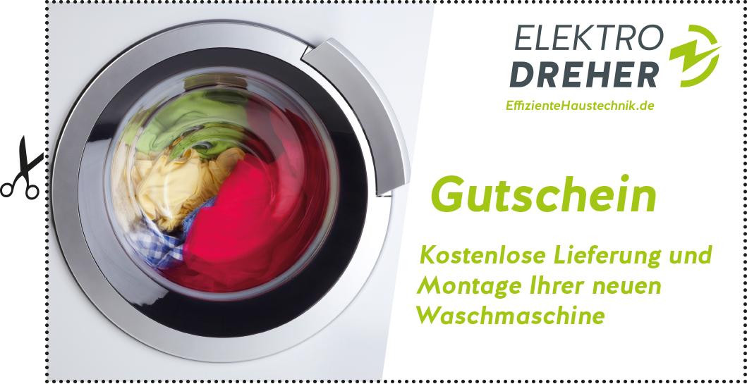 edr gutschein waschmaschine elektro dreher. Black Bedroom Furniture Sets. Home Design Ideas